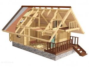 Строительство деревянного дома: советы по выбору лучшего материала