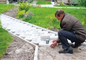 Важные нюансы по подготовке к укладке тротуарной плитки