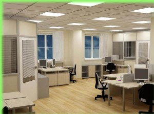 Что следует понимать под ремонтом в офисном здании?